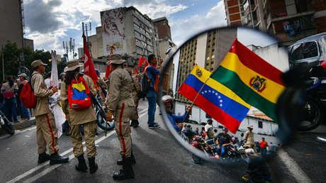 El Gobierno de facto de Bolivia rompe relaciones con Venezuela y expulsará a todos sus diplomáticos