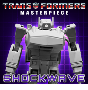 MASTERPIECE SHOCKWAVE