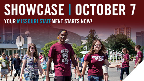 Missouri State University Showcase open house