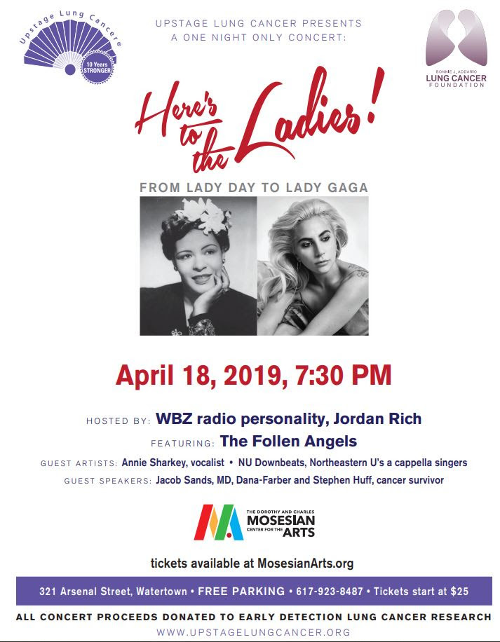 Here's to the Ladies Poster