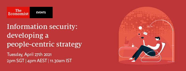 [Webinar] Information strategy: developing a people-centric strategy | April 27, 2pm SGT