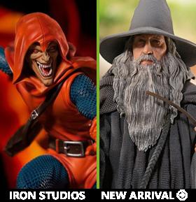 Iron Studios Marvel & LOTR