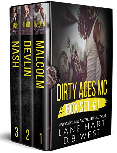 Cover for 'Dirty Aces MC Box Set (Box Set 1)'
