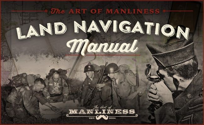 vintage soldiers looking at topo maps and compasses compilation
