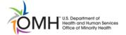 Office of Minority Health Logo
