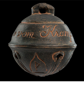 Krampus Bell Replica