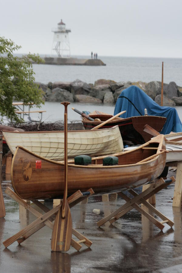 Wooden Boat Show at North House Folk School in Grand Marais - Visit Cook County (1)