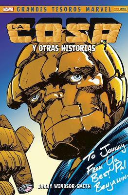 Grandes Tesoros Marvel (Cartoné 80-160 pp) #4