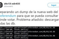 """Archivada la causa por desobediencia en el 1-O contra un hacker valenciano de 21 años al constatar que """"no era autoridad"""""""
