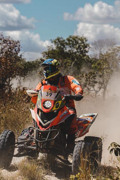 Marcelo Medeiros (Quadriciclo) (Virginio Cruz/PhotoAction)