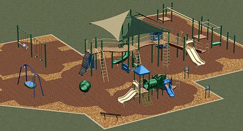 Weber Field Park Playground