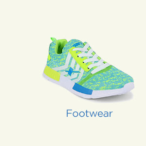 Footwear to carry you forward