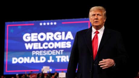 """""""Nos ha defraudado"""": Trump reacciona ante la decisión de la Corte Suprema de EE.UU. sobre la moción de Texas"""