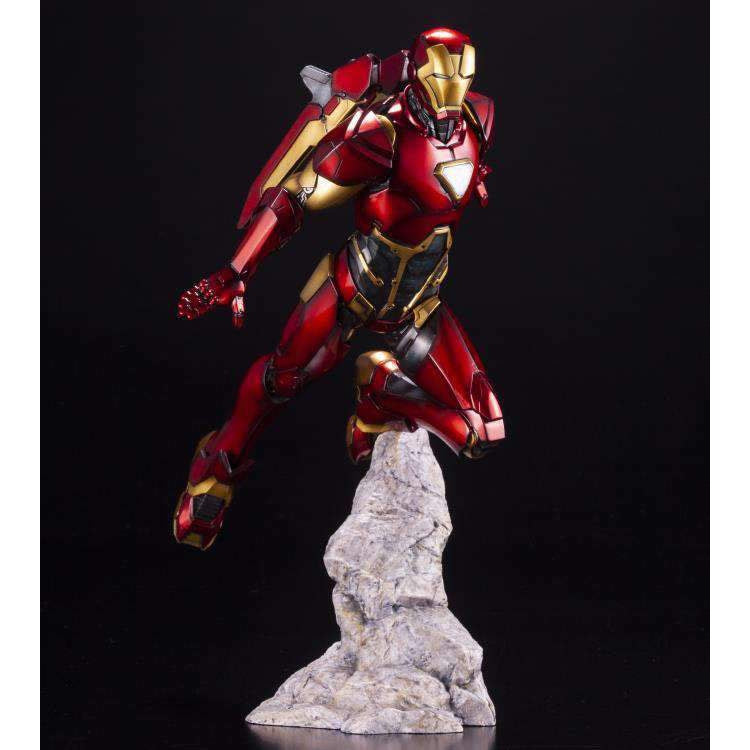 Image of Marvel ArtFX Premier Iron Man Limited Edition Statue - AUGUST 2019