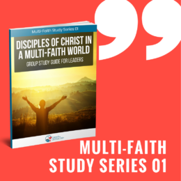 Disciples Create Multi-Faith Study Series Curriculum