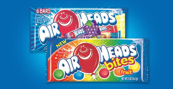 Airheads Bites or Mini Bars