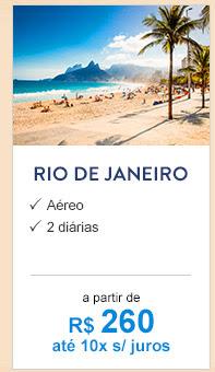Rio de Janeiro / R$260