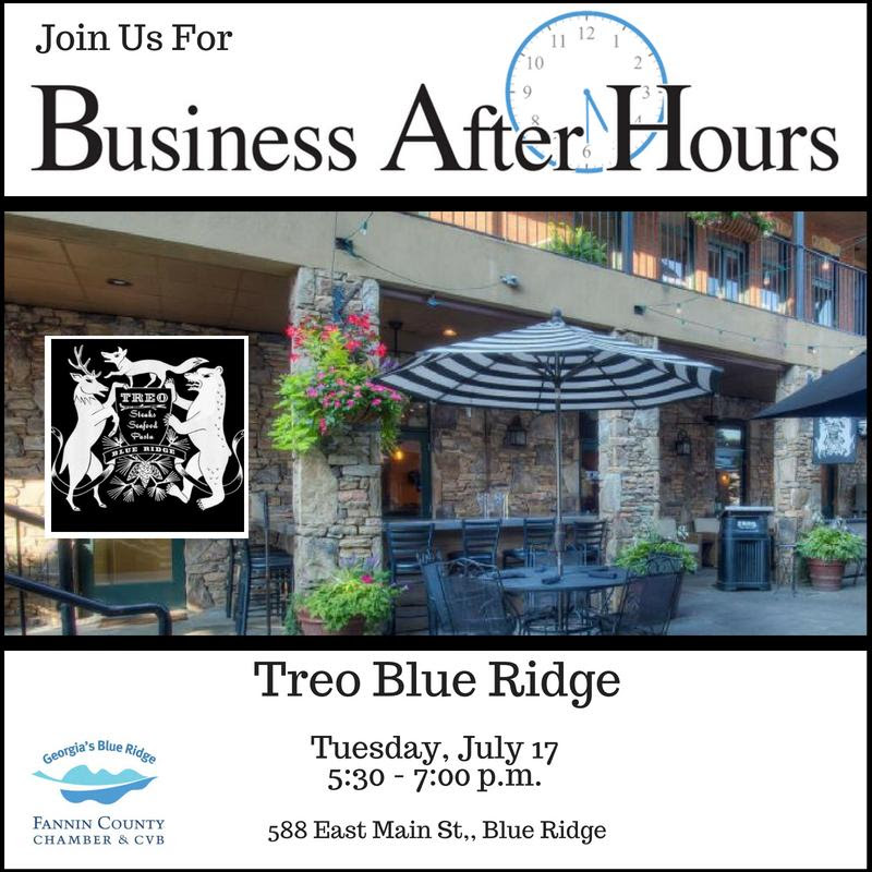BAH Treo Blue Ridge