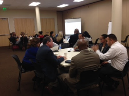 Greenlining and Comerica Supplier Diversity Networking Event