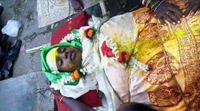 Rohit killed in Jihadi attack in Kharagpur during Muharram