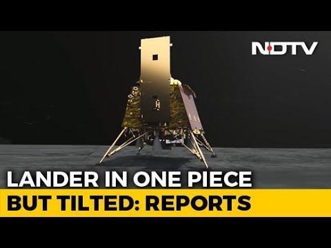 Image result for isro chandrayaan -2 vikram lander