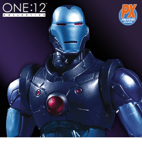 ONE:12 COLLECTIVE IRON MAN (STEALTH ARMOR) EXCLUSIVE