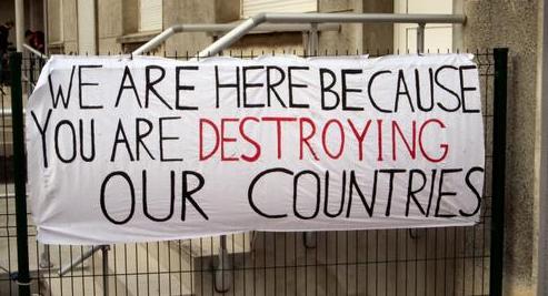 France : Violences policières sur des migrants plongés dans la misère
