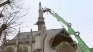 Znaki końca czasów: Masowe burzenie kościołów