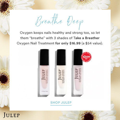 Take a Breather Oxygen Nail Tr...