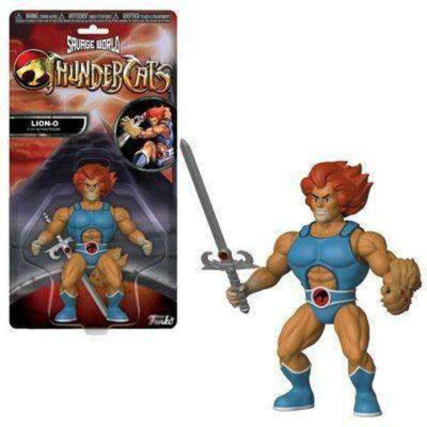 Image of Thundercats Savage World - Lion-O