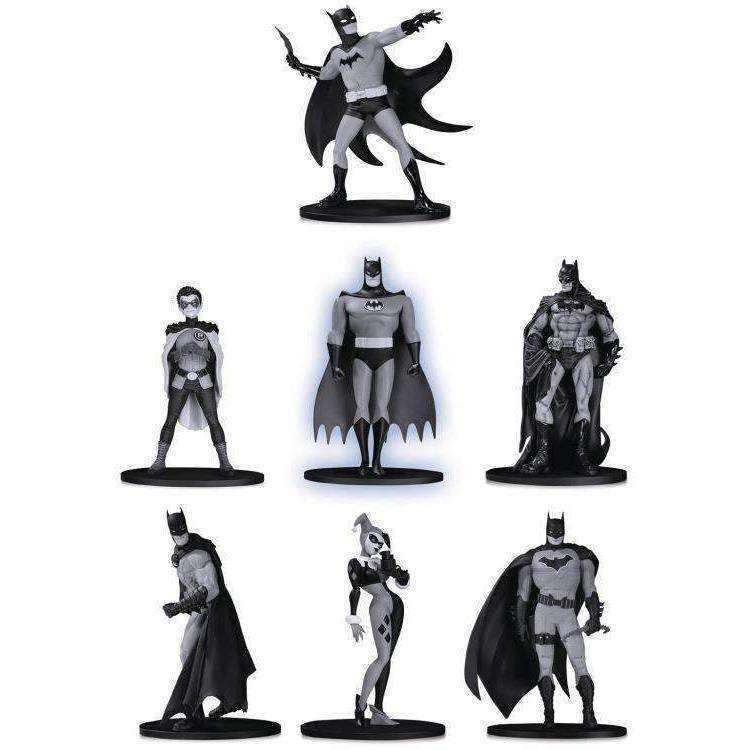 Image of Batman Black and White Mini Figure Box Set #2 - July 2019
