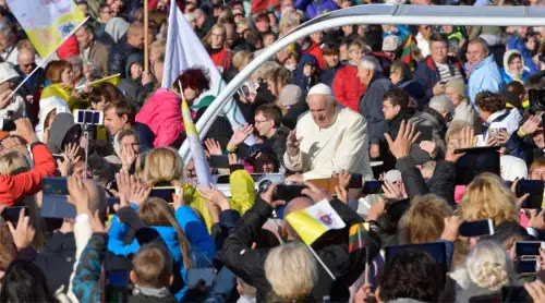 Este es el antídoto propuesto por el Papa contra los impíos que oprimen al pueblo