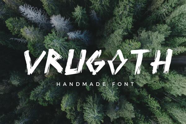 Vrugoth Font