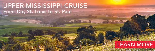 Upper Mississippi Cruise