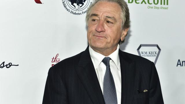 Robert De Niro sofre acidente durante gravação de novo filme