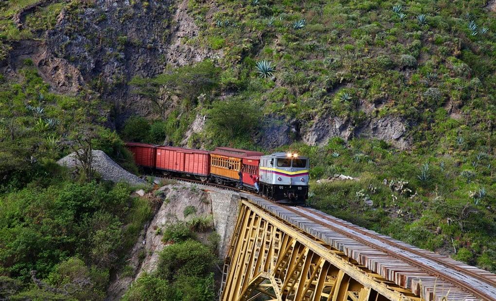 Tren de la Libertad, Ecuadorpress image<a href=