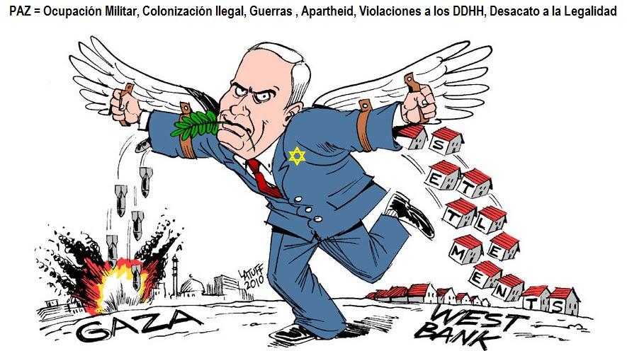 La narrativa oficial israelí contrastada con la realidad y legalidad internacional