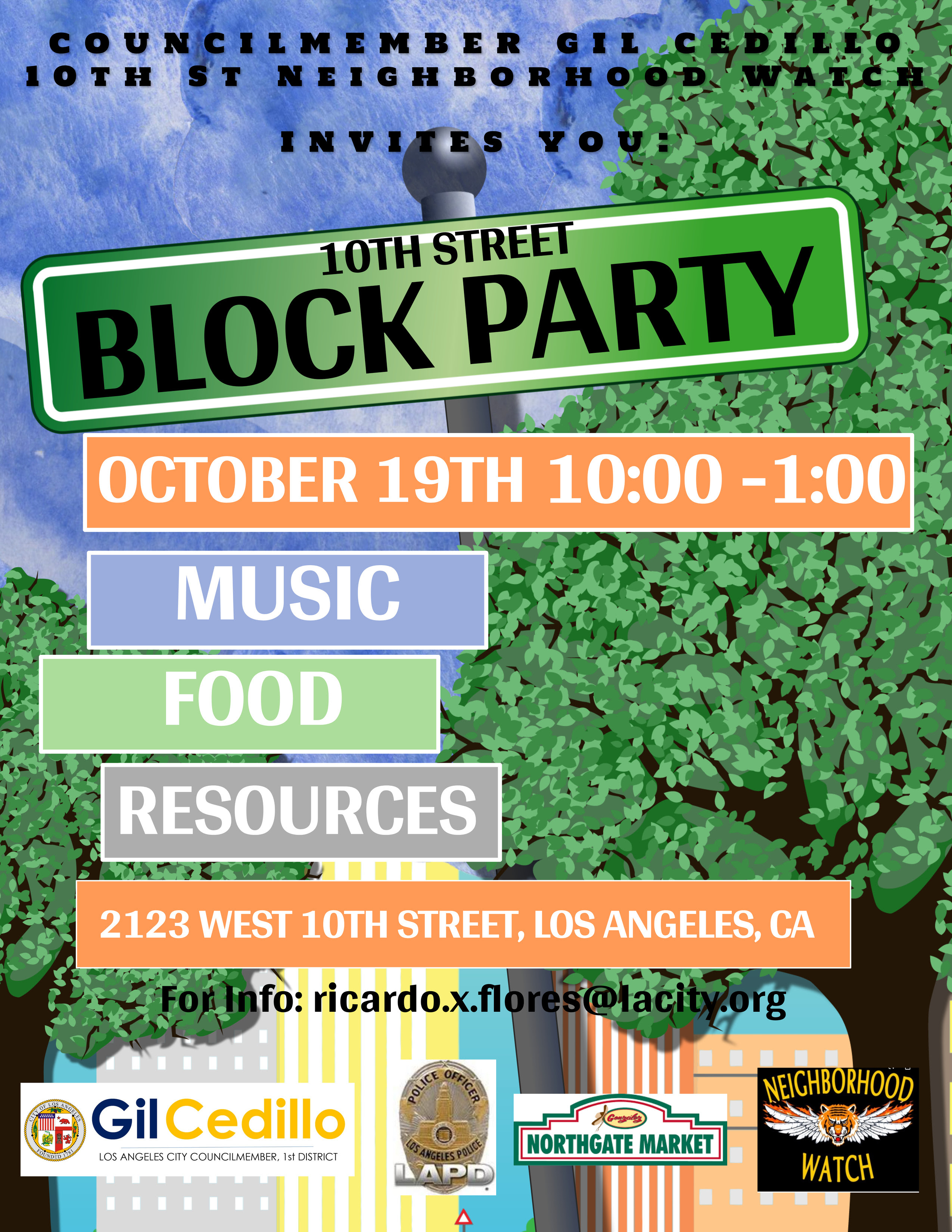 Block Party 10-19-19