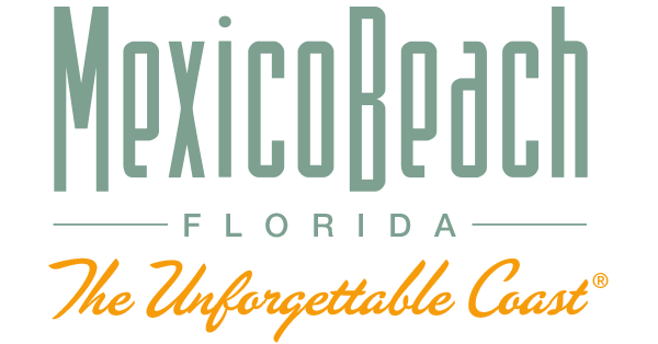 Mexico Beach Logo