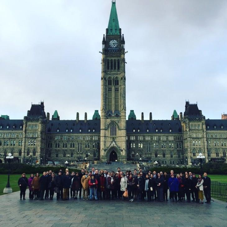 Journée des arts sur la colline du Parlement (octobre 2016)