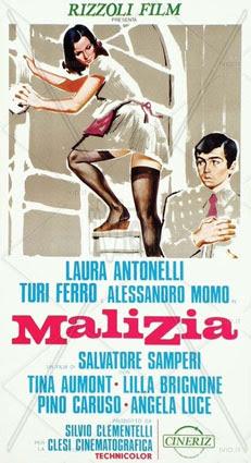 L'eros è vintage: il  cinema erotico italiano nelle locandine dagli anni '60 agli anni '80