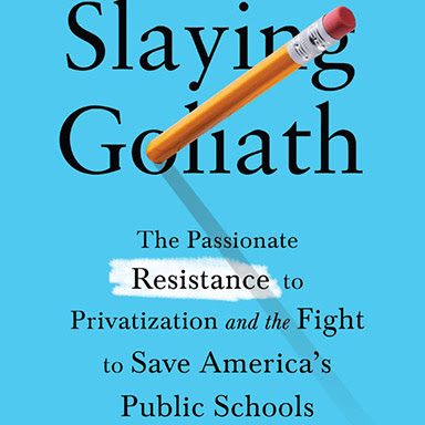 Diane Ravitch Slaying Goliath
