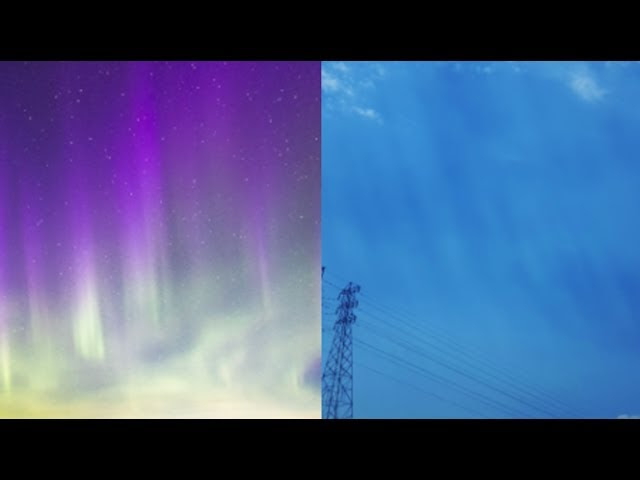 CA observer sees something similar to Auroras in daytime sky! - Oxnard CA  Sddefault