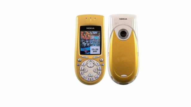 Um dos celulares mais peculiares da Nokia pode regressar