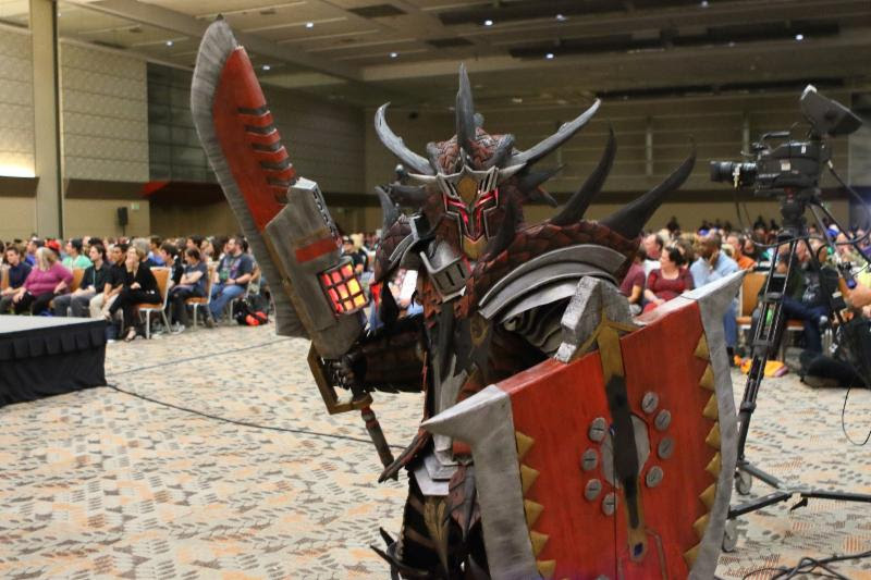 Matt Yeager as Monster Hunter Gen. Dreadking Rathalos
