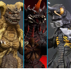 GODZILLA DAIKAIJU SERIES EXCLUSIVES