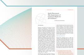Math Placement Document