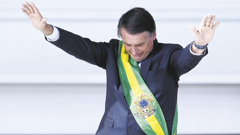 Bolsonaro pidió la aprobación de una legislación que garantice la impunidad de los policías acusados de matar a sospechosos.