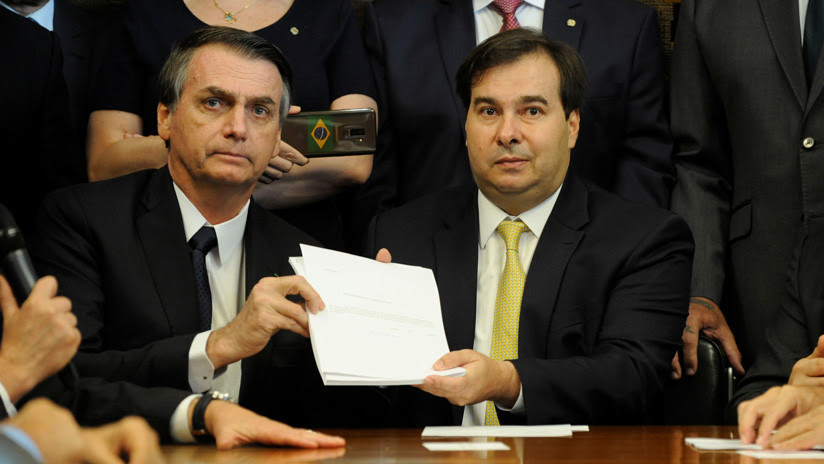 Bolsonaro presenta al Congreso la reforma de las jubilaciones, una de sus principales promesas de campaña