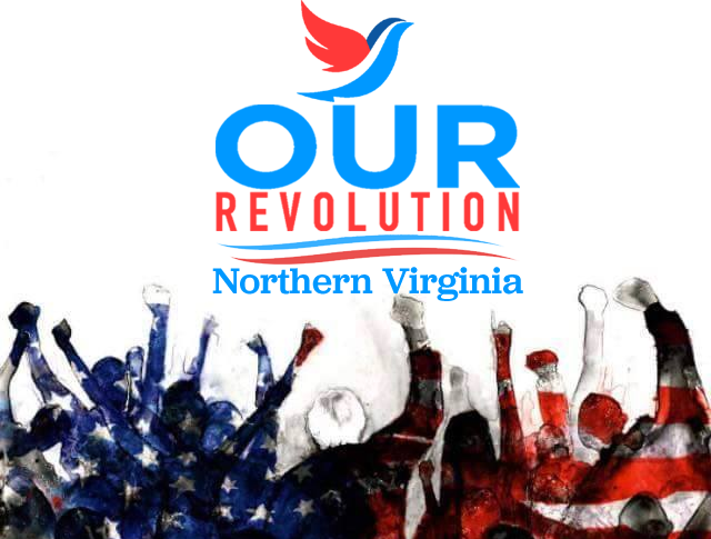 Our Revolution Northern VA Meeting/Advocacy Training @ The Auld Shebeen | Fairfax | Virginia | United States